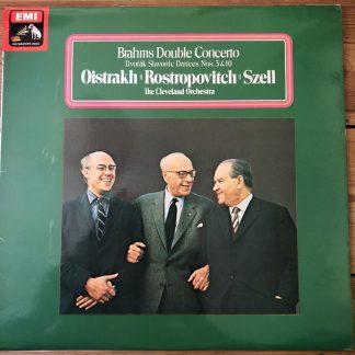 ASD 3312 Brahms Double Concerto