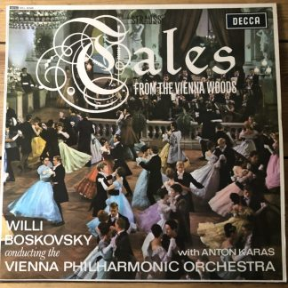 SXL 6040 Strauss Tales from the Vienna Woods / Boskovsky W/B