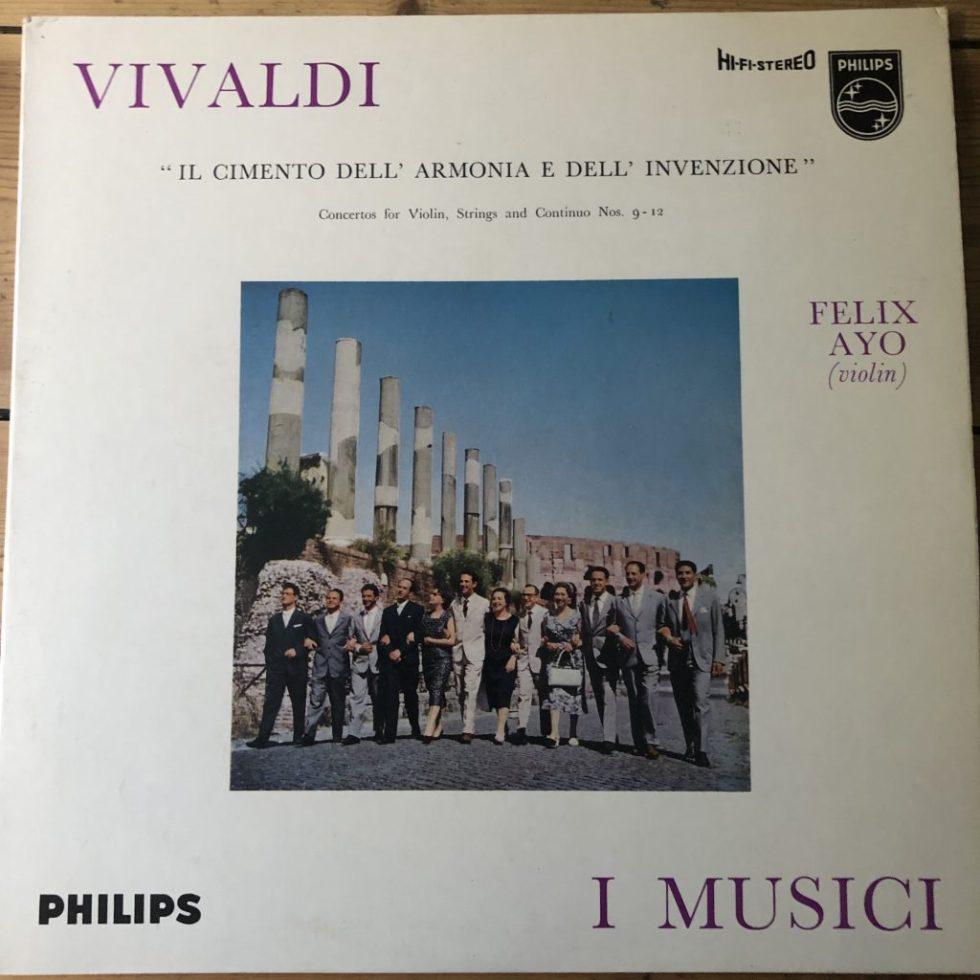835 110 AY Violin Concertos Nos. 9-12 /