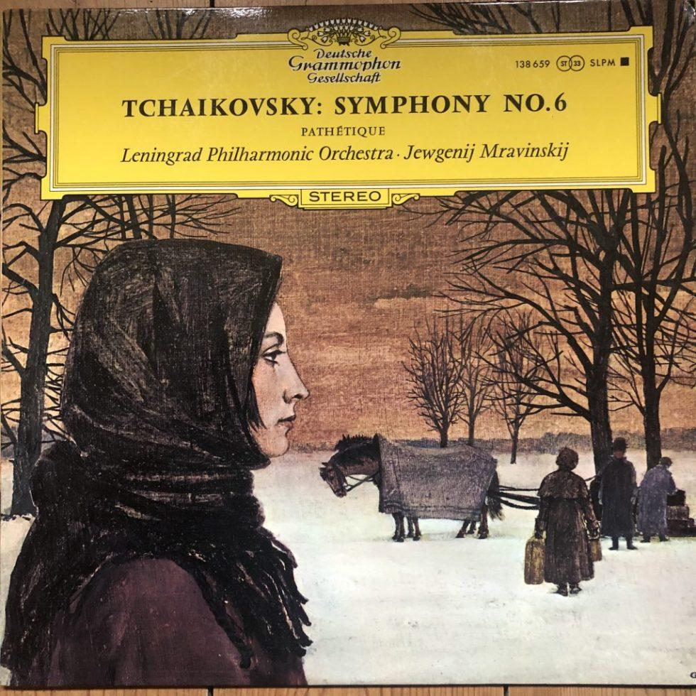 138 659 Tchaikovsky Symphony No. 6 / Mravinsky