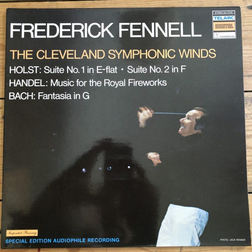 TELARC 5038 Holst / Handel / Bach / Fennell