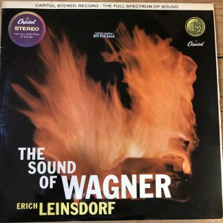 SP 8411 The Sound of Wagner / Leinsdorf RAINBOW