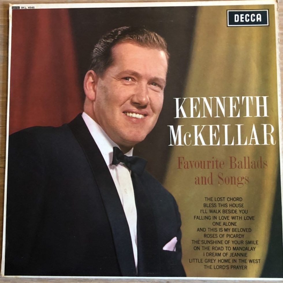 SKL 4045 Kenneth McKellar Favourite Ballads