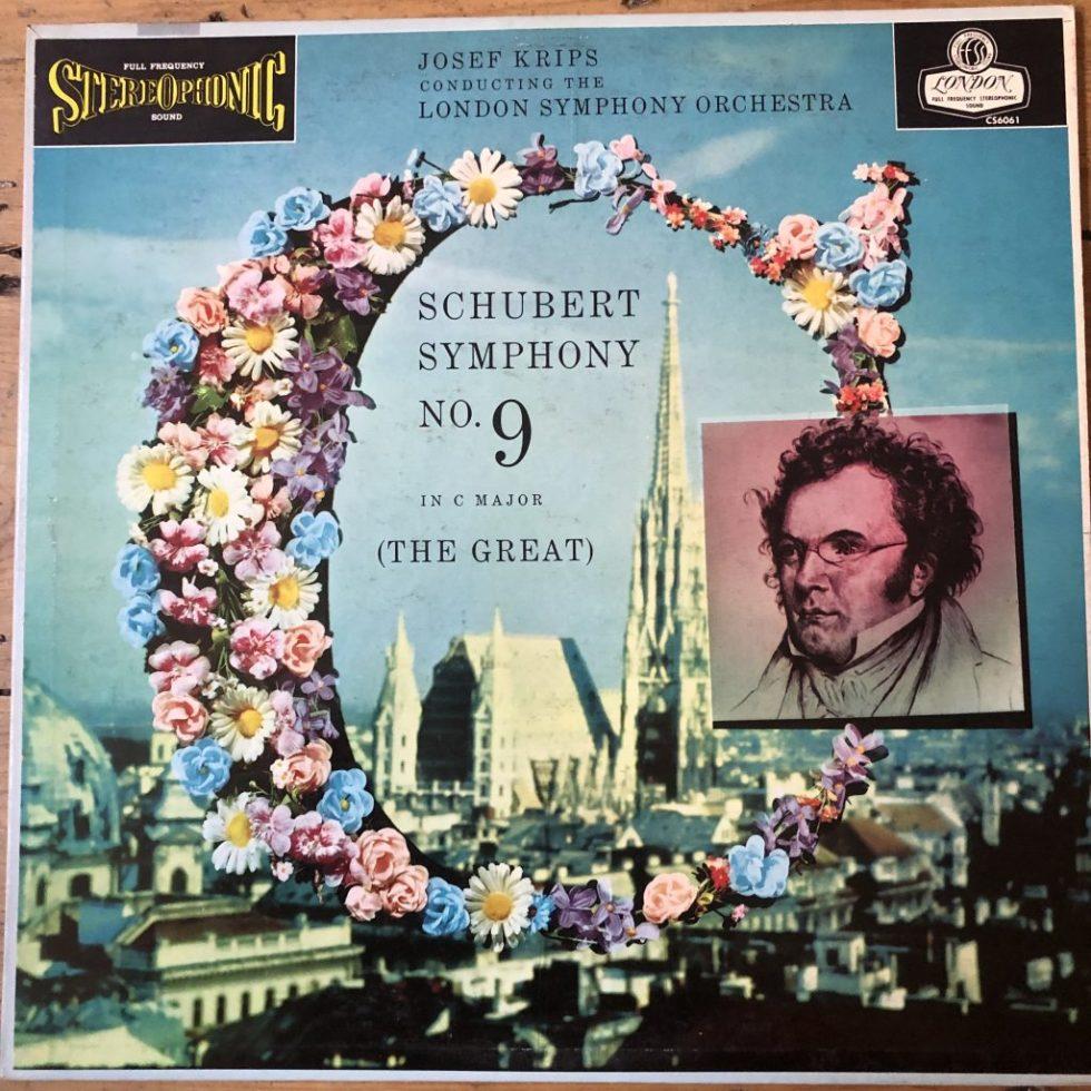 CS 6061 Schubert Symphony No. 9