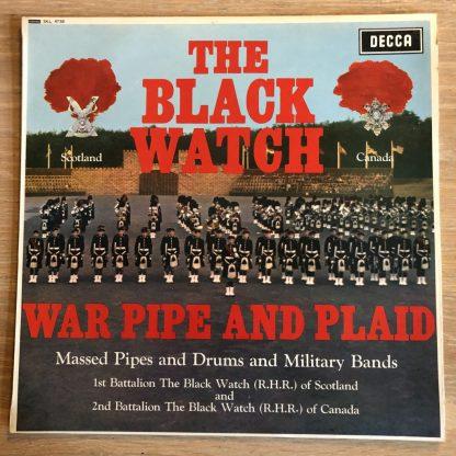 SKL 4738 Canadian & Imperial Black Watch