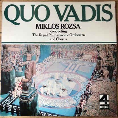 PFS 4430 Quo Vadis / Miklos Rosza / RPO & Chorus HP LIST TAS