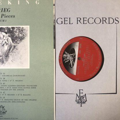 ANG 35450 Grieg Lyric Pieces Album 1 / Walter Gieseking