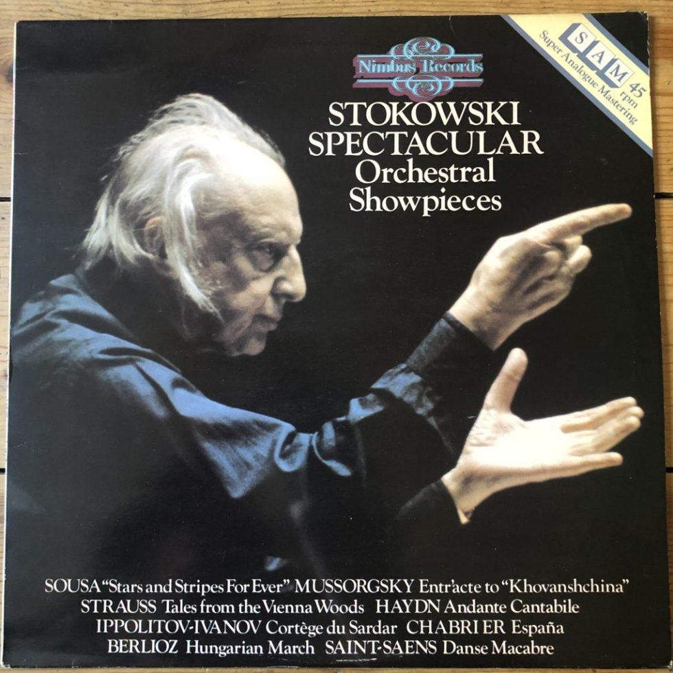 NIMBUS 45204 Stokowski Spectacular Orchestral Showpieces