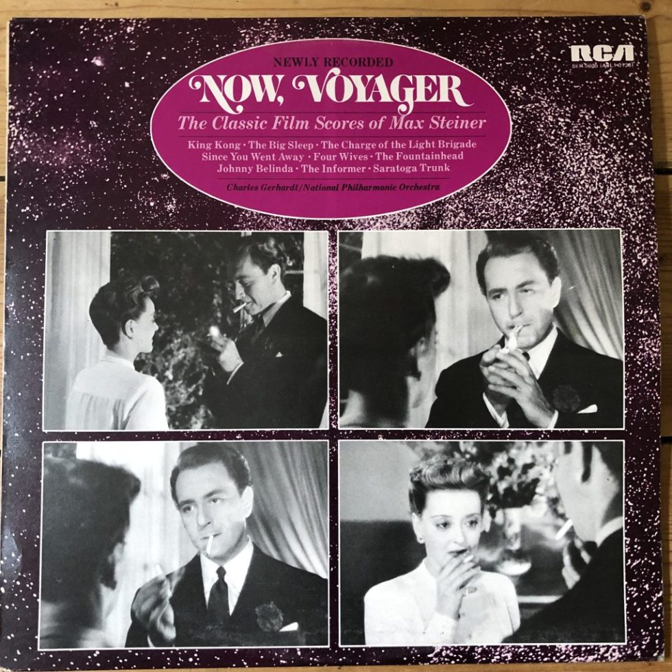 SER 5695 Max Steiner Now Voyager Classic Film Scores