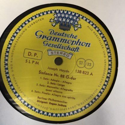 138 823 Haydn Symphonies 88 and 98 / Jochum
