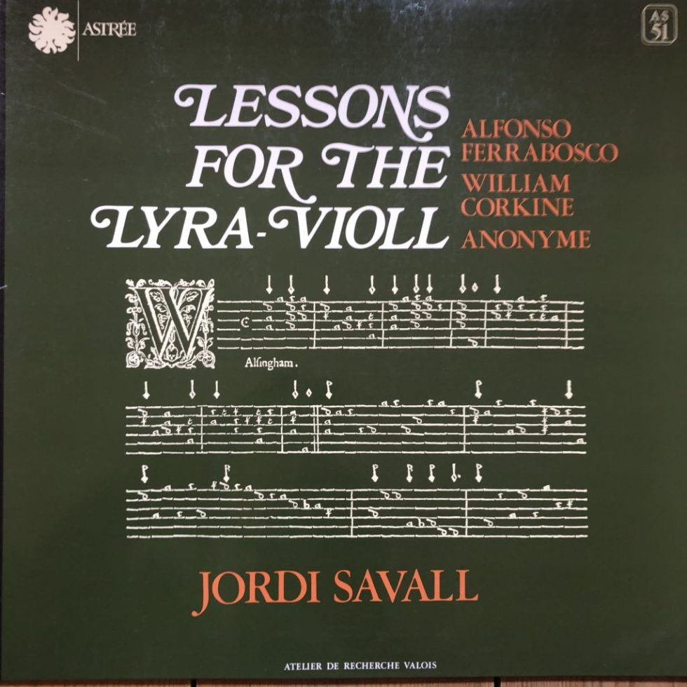 ASTREE AS 51 Lessons For The Lyra Violl