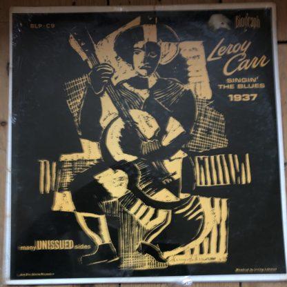BLP C9 Leroy Carr Singin' The Blues