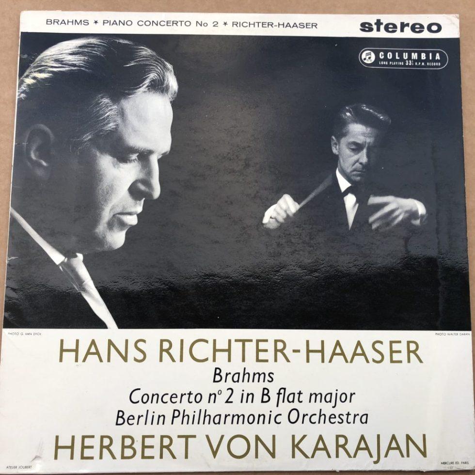 SAX 2328 Brahms Piano Concerto No. 2