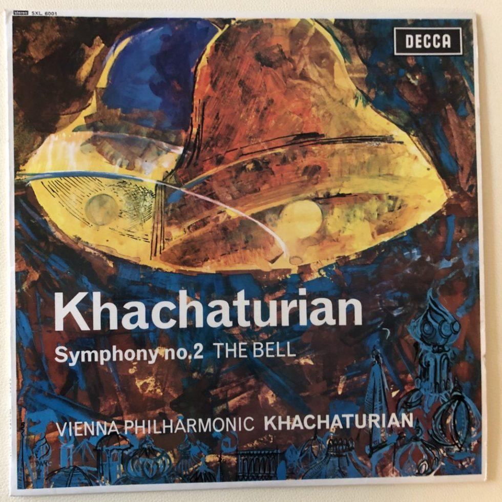 SXL 6001 Khachaturian Symphony No. 2 / Khachaturian W/B