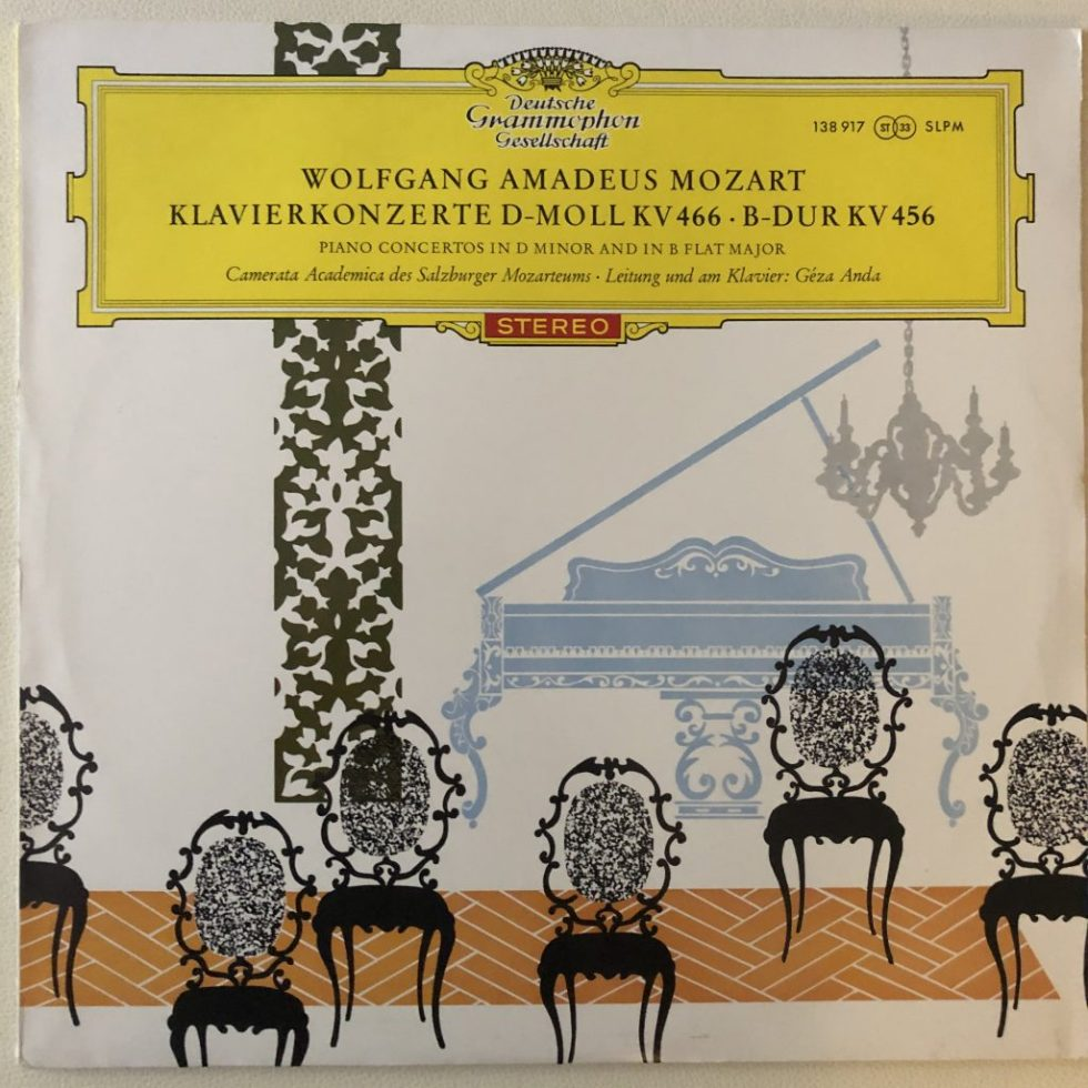 138 917 Mozart Piano Concertos in D minor & Bb major