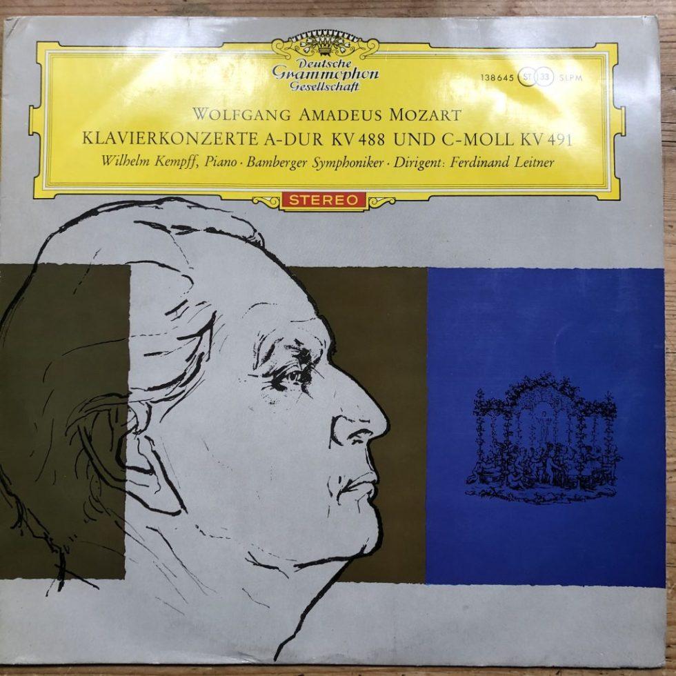138 645 Mozart Piano Concertos Nos. 23 & 24
