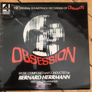 PFS 4381 Bernard Herrmann Obsession OST