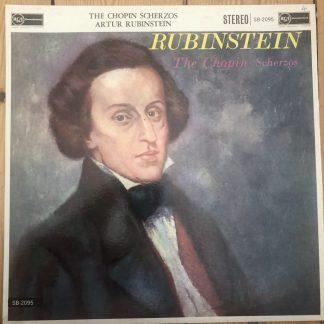 SB 2095 Chopin Scherzos / Artur Rubinstein R/S