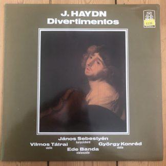 FX 12300 Haydn Divertimentos / Vilmos Tatrai etc.