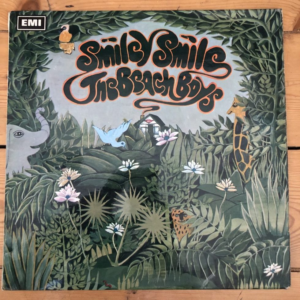 T 9001 The Beach Boys - Smiley Smile