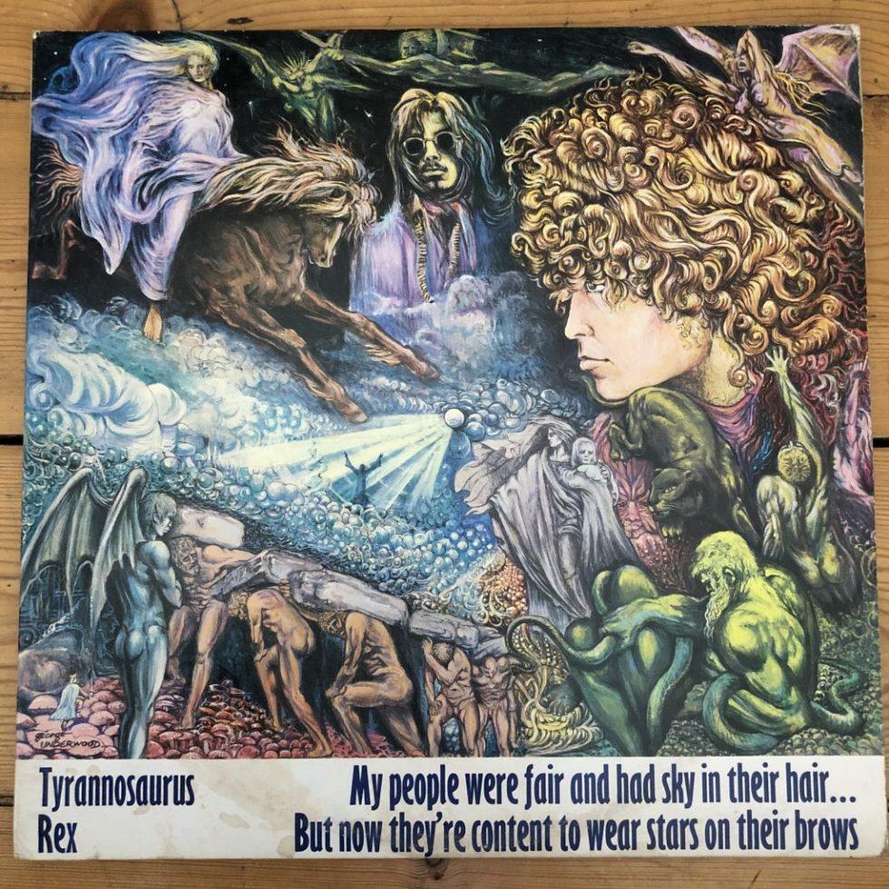 Toofa 3/4 Tyrannosaurus Rex Prophets, Seers & Sages,