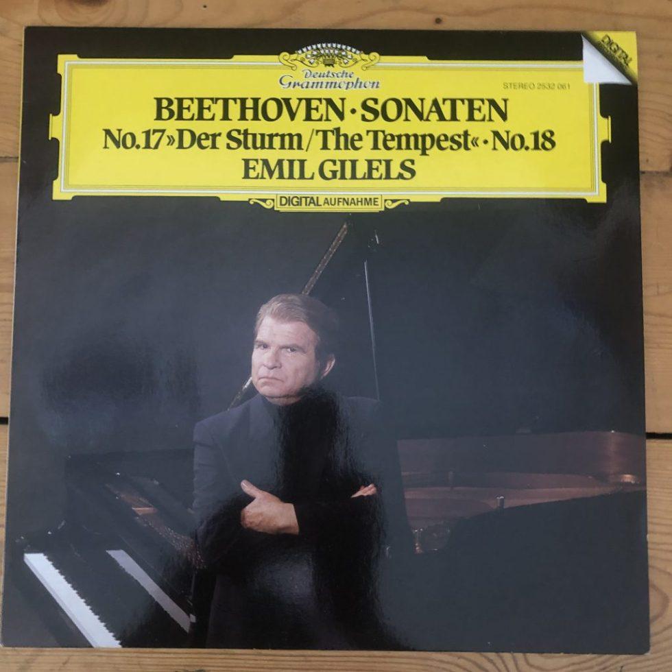 """2532 061 Beethoven Sonatas Nos.17 """"Der Sturm"""""""