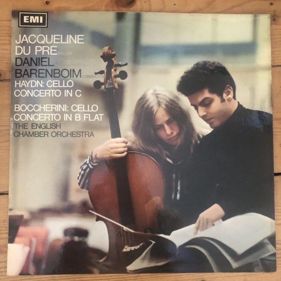 ASD 2331 Haydn & Boccherini Cello Concertos