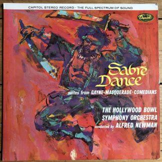 SP 8503 Sabre Dance Suites from Gayne