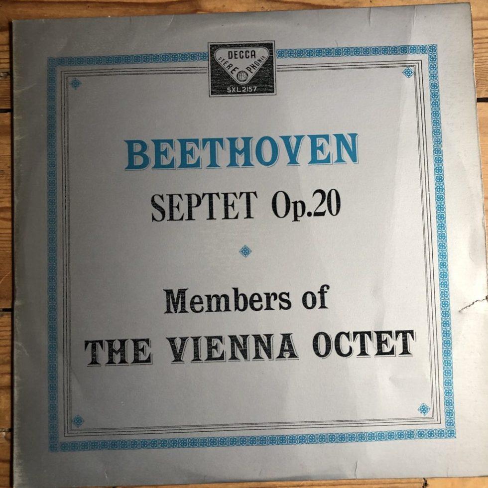 SXL 2157 Beethoven Septet Op. 20