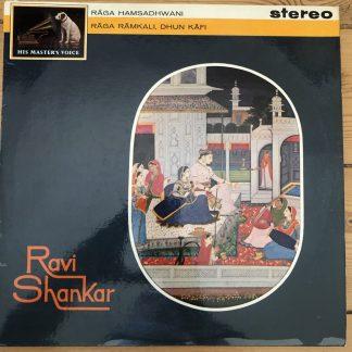 ASD 493 Music of India / Ravi Shankar W/G
