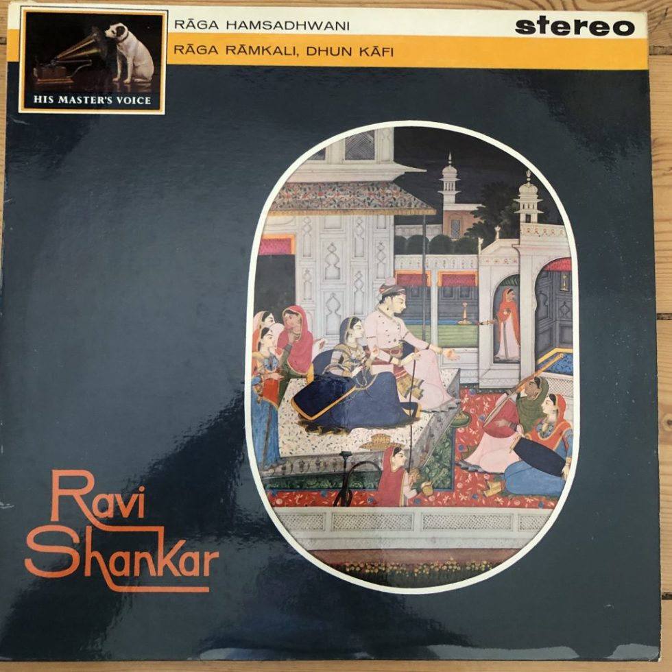 ASD 493 Music of India / Ravi Shankar W/G