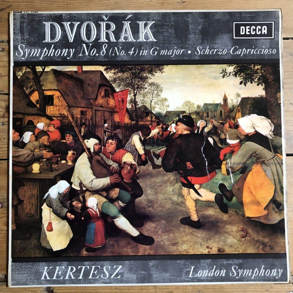 SXL 6044 Dvorak Symphony No. 8