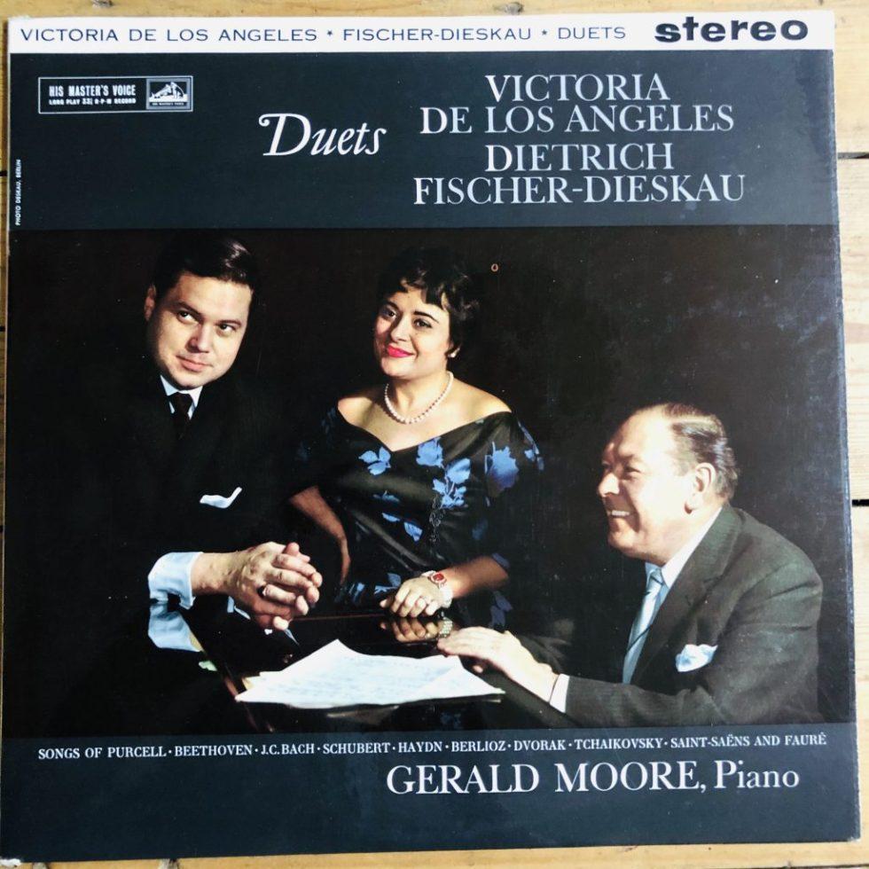 ASD 459 Duets / Victoria de los Angeles