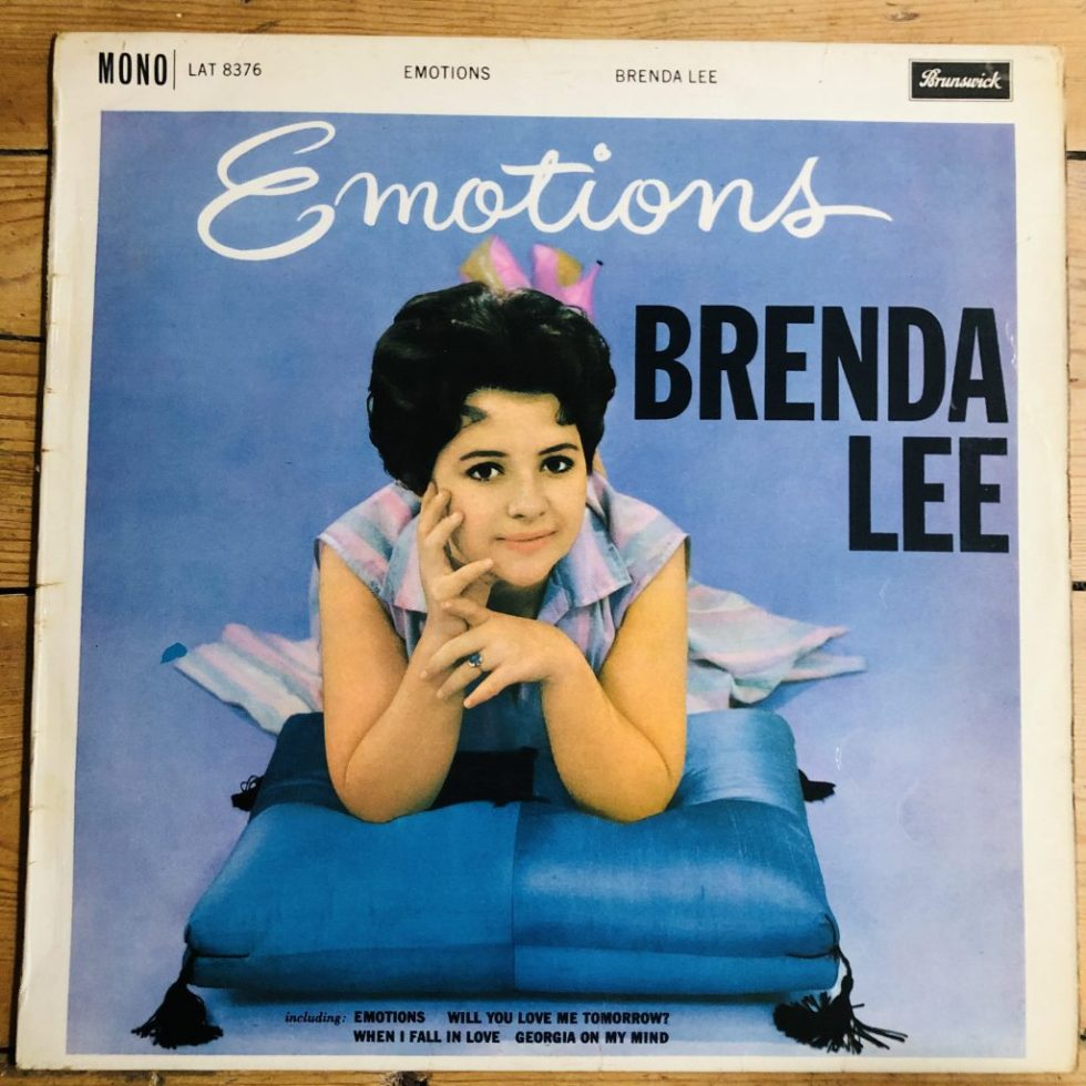 LAT 8376 Brenda Lee Emotions