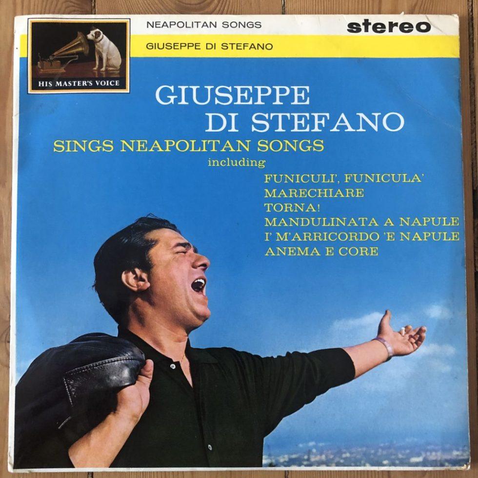 ASD 476 Neapolitan Songs Giuseppe di Stefano