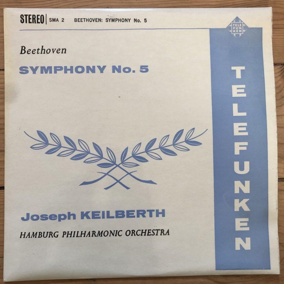 SMA 2 Beethoven Symphony No. 2 / Joseph Keilberth