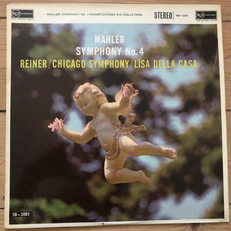 SB 2081 Mahler Symphony No. 4 / Lisa Della Casa /