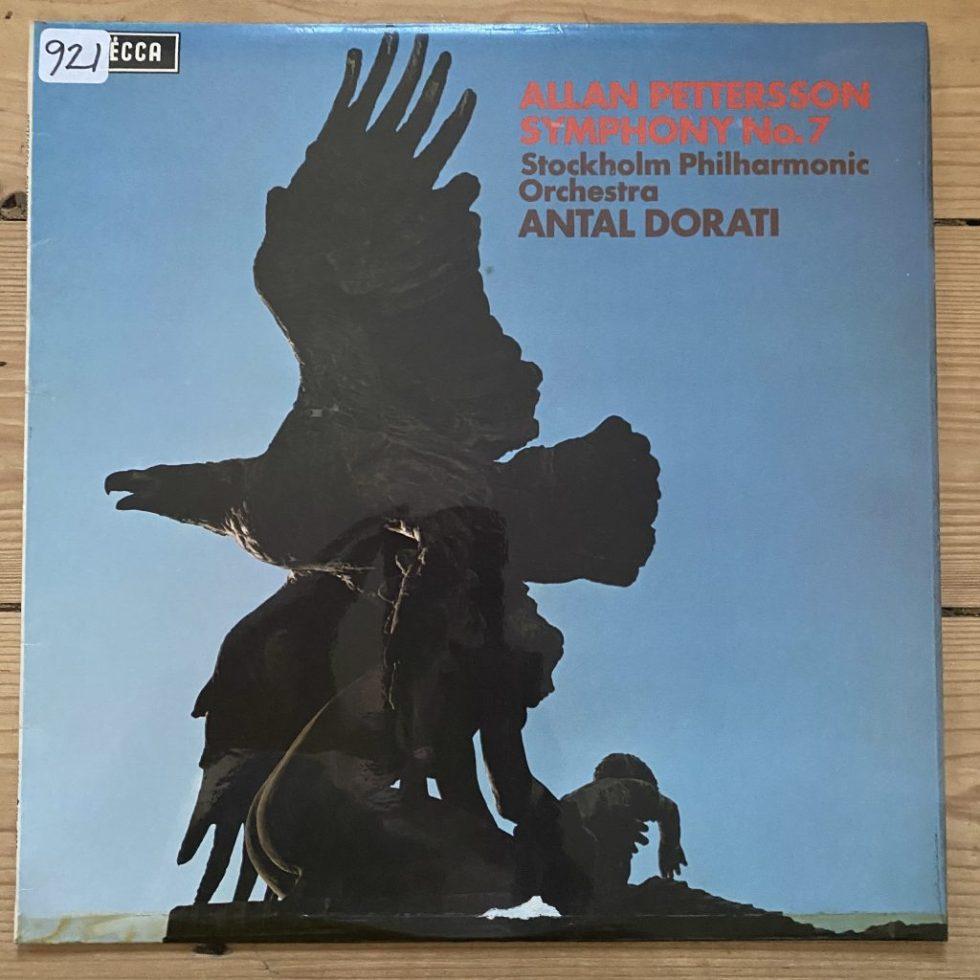 SXL 6538 Allan Pettersson Symphony No.7