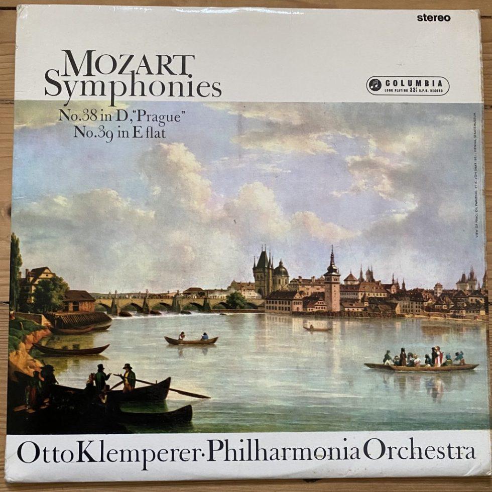 SAX 2468 Mozart Symphonies Nos. 38 & 39