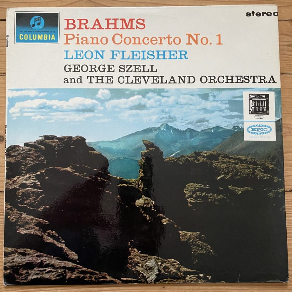 SAX 2526 Brahms Piano Concerto No. 1