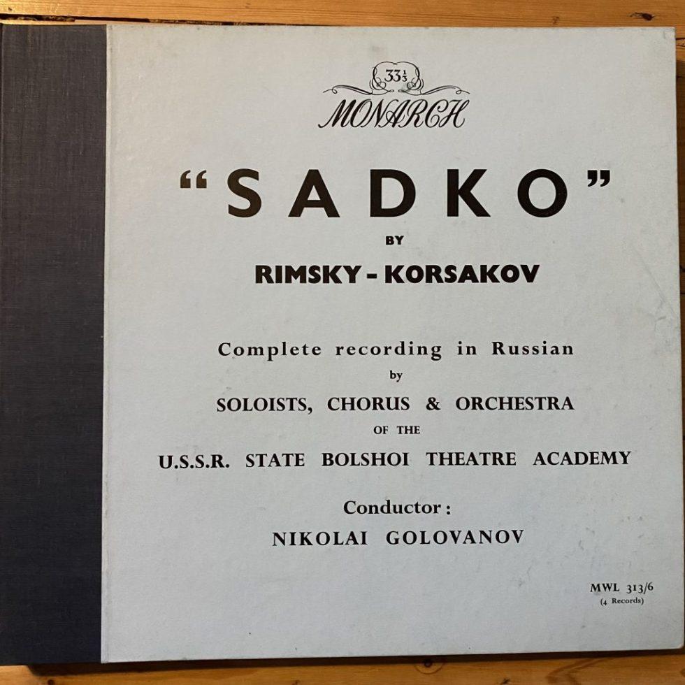 MWL 313-316 Rimsky-Korsakov Sadko