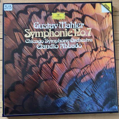 413 773-1 Mahler Symphony No. 7 / Abbado