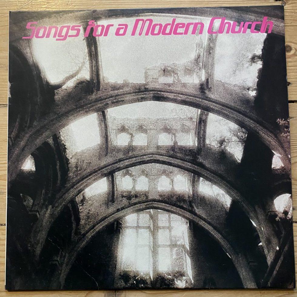 CAS 1159 Peter Hammill & Van Der Graaf etc, Songs For A Modern Church
