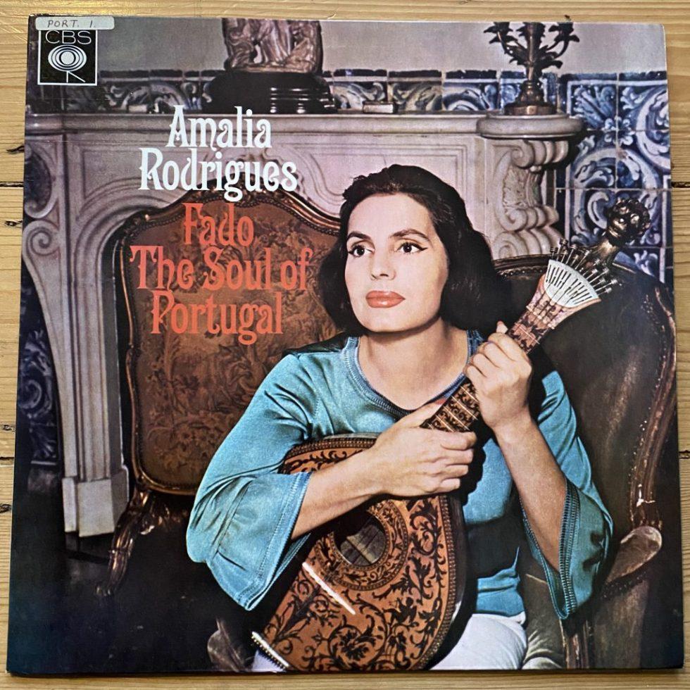 BPG 62672 Amalia Rodrigues
