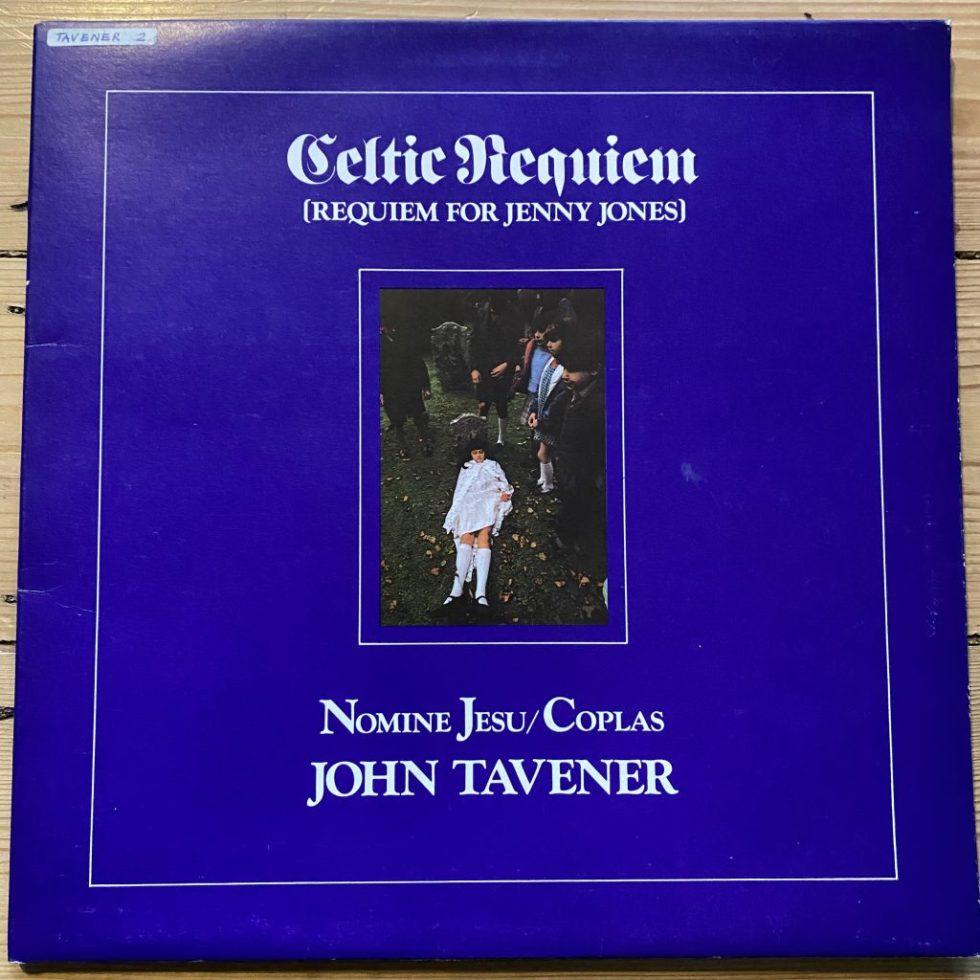 SAPCOR 20 Tavener Celtic Requiem etc. / Atherton etc.