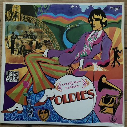 PCS 7016 Beatles A Collection of Oldies