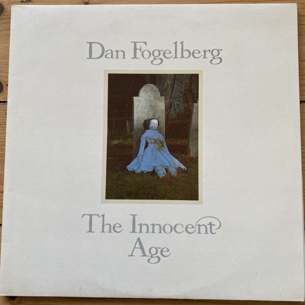 EPC 88533 Dan Fogelberg The Innocent Age 2 LP set