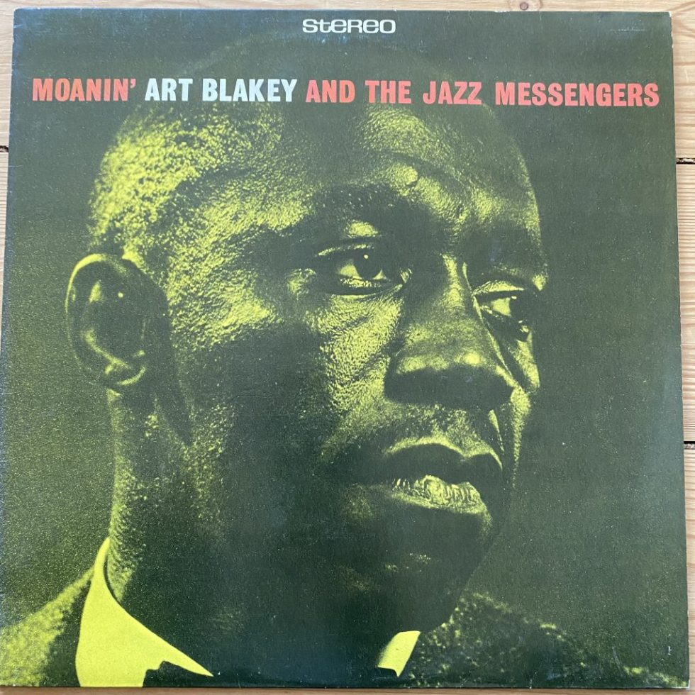 BNS 40012 Art Blakey and The Jazz Messengers - Moanin'
