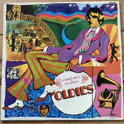 PMC 7016 Beatles A Collection of Oldies