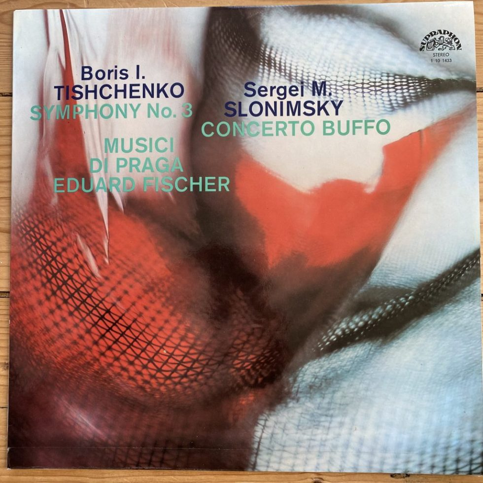1 10 1433 Tishchenko Symphony No. 3 etc. / Fischer / Musica di Praga